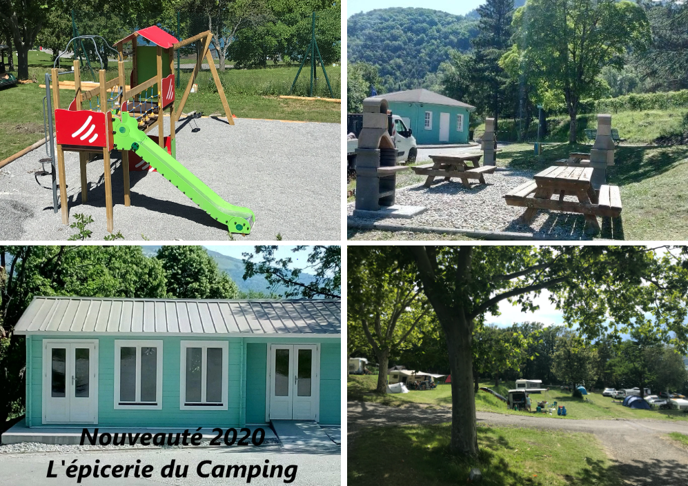 Camping Les Eygoires
